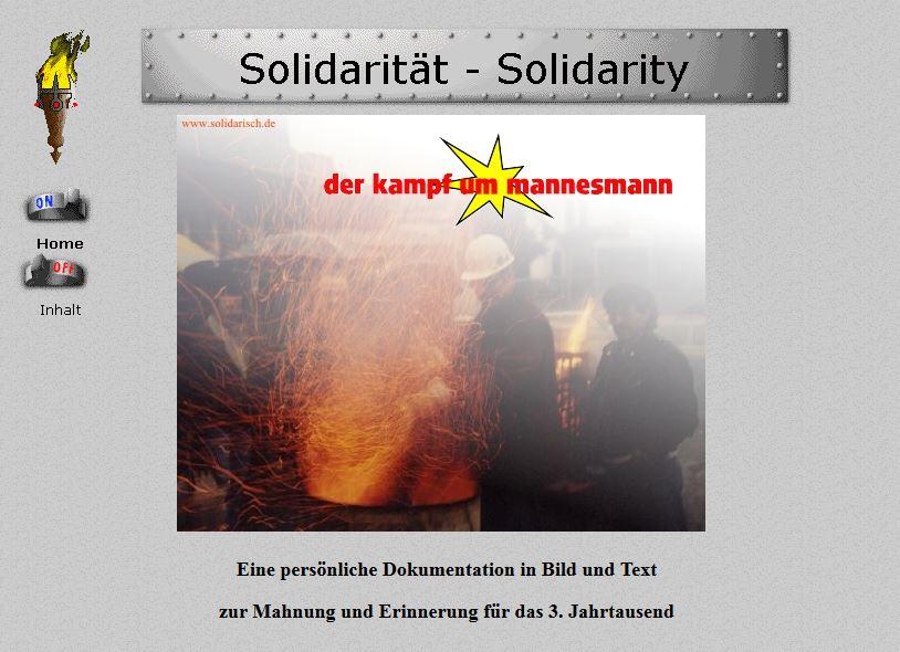 Der Kampf um Mannesmann - Webseite von Michael Mahlke