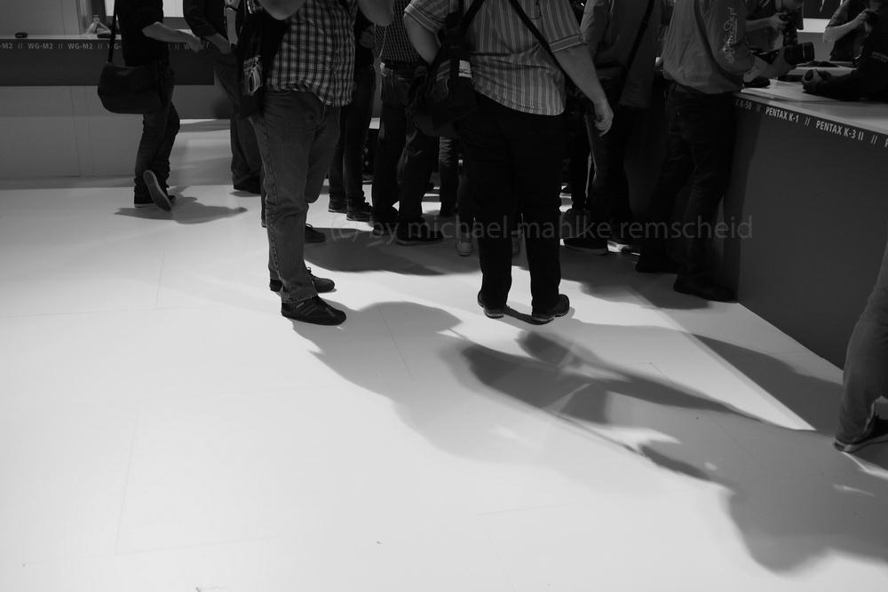 Bei Pentax Ricoh auf der photokina 2016